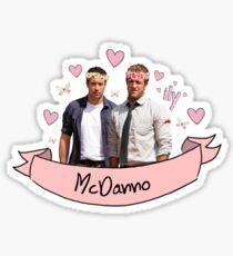 McDanno's Love Sticker