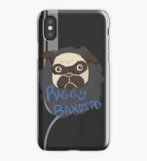 Puggy Bandito iPhone Case