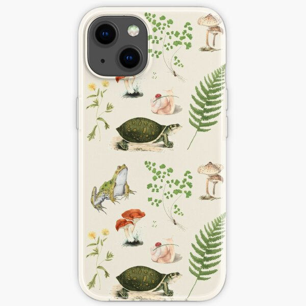 Cottagecore Pond iPhone Soft Case
