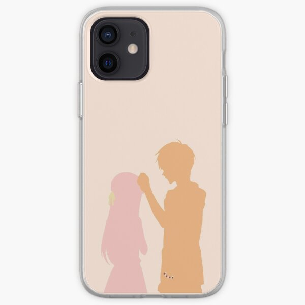 Tohru and Kyo  iPhone Soft Case