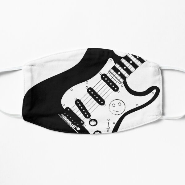 Fender Strat Smiley Mask
