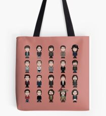 The Burkespotter's Guide (pillow/bag) Tote Bag
