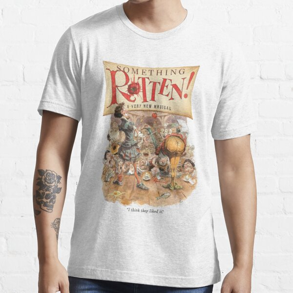 Something Rotten musical Essential T-Shirt