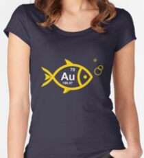 GoldFish Women's Fitted Scoop T-Shirt