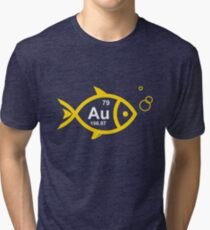 GoldFish Tri-blend T-Shirt