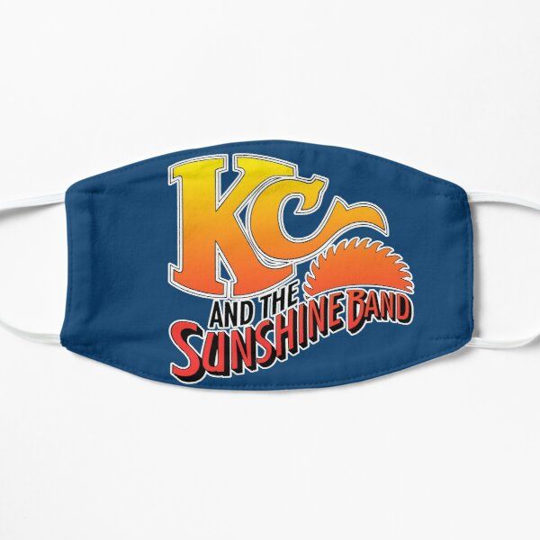 KC And The Sunshine Band Shirt, Sticker, Mask Mask