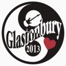Glastonbury 2013 by Mike Paget