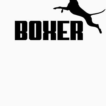 Boxer (black) by orono