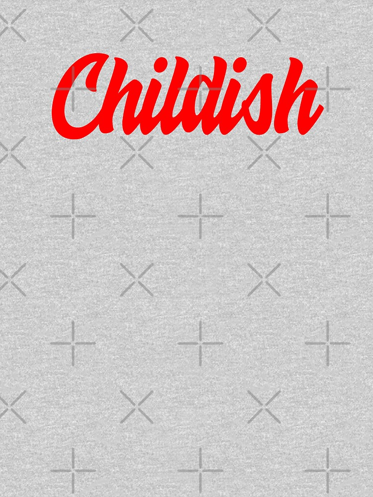 Childish by MarcoPolok