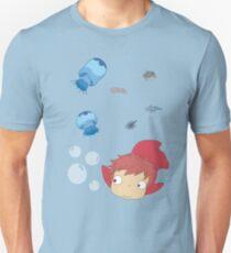 Ponyo Bubbles T-Shirt