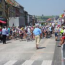Start cyclingrace in Aubel.(Belgium) by alaskaman53