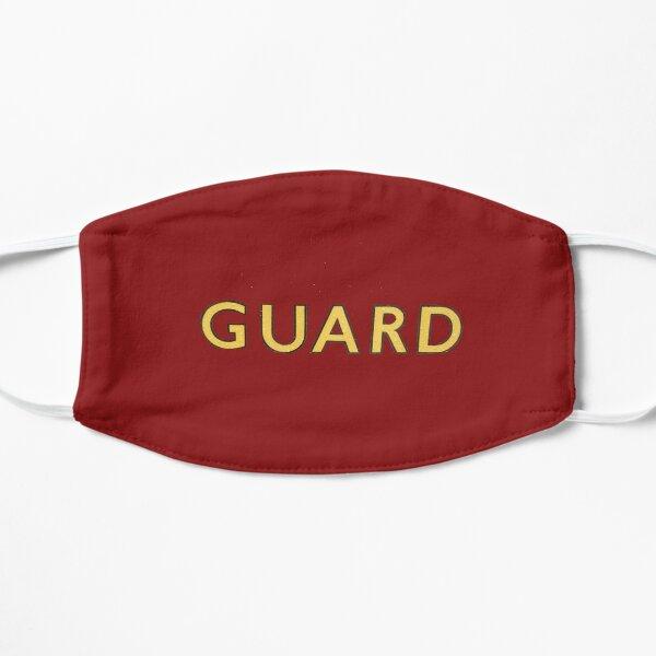 The Guard  Flat Mask