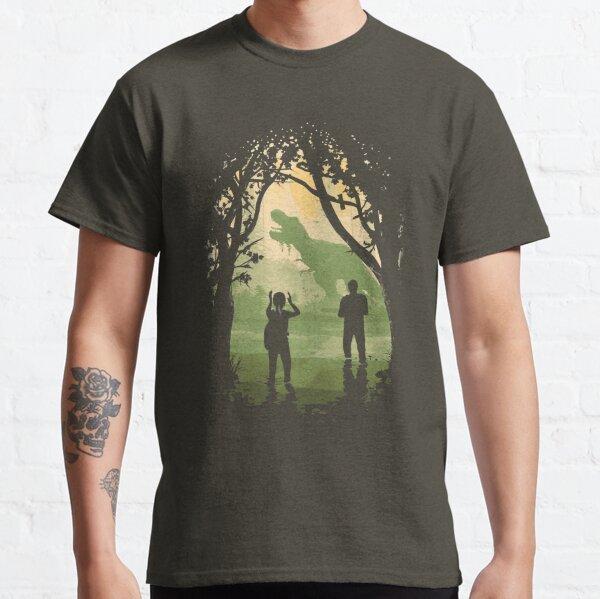The Last of Us 2 - Ellie's T-Rex Classic T-Shirt