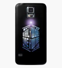 Wibbly Wobbly Timey Wimey Case/Skin for Samsung Galaxy