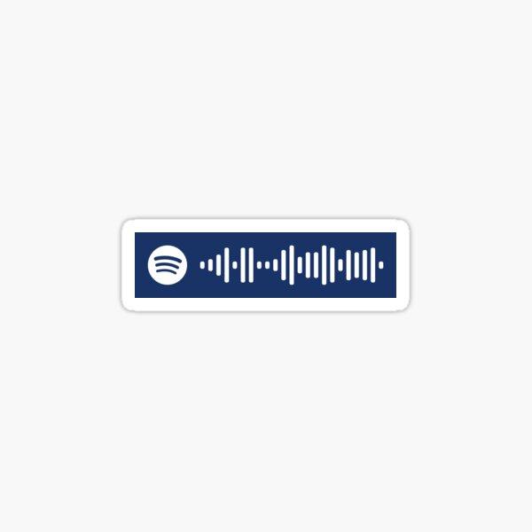 Dancing Queen Spotify Scan Sticker