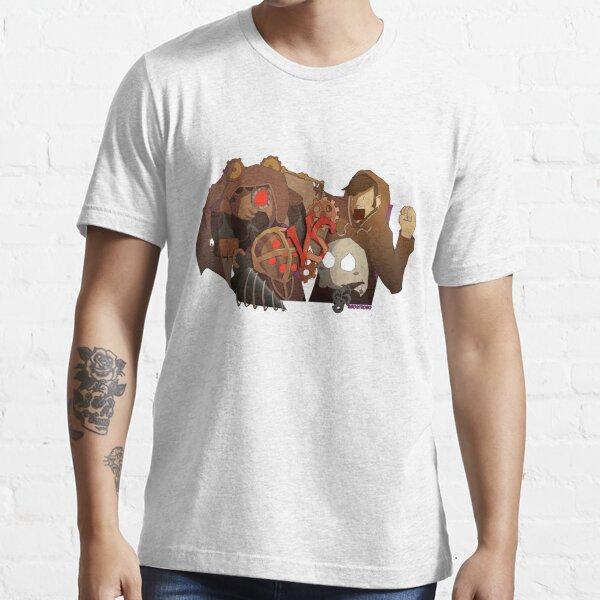 GhostShock (GhostRobo x Joyride Games) Essential T-Shirt