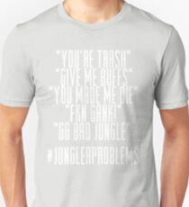 Jungle Problems Colors Unisex T-Shirt