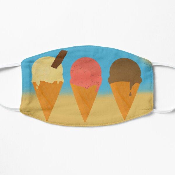 Ice Cream Mask Flat Mask
