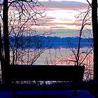 Alone At Sunrise by Tina Hailey