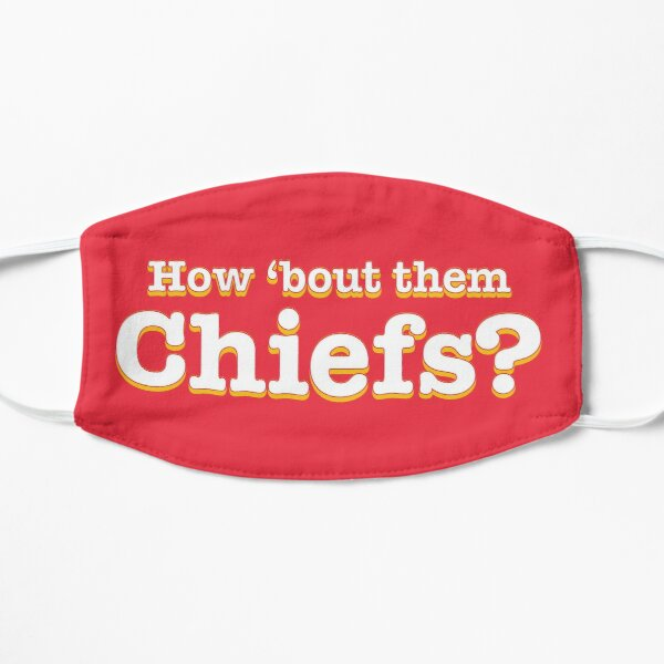 How 'bout them Chiefs? Mask