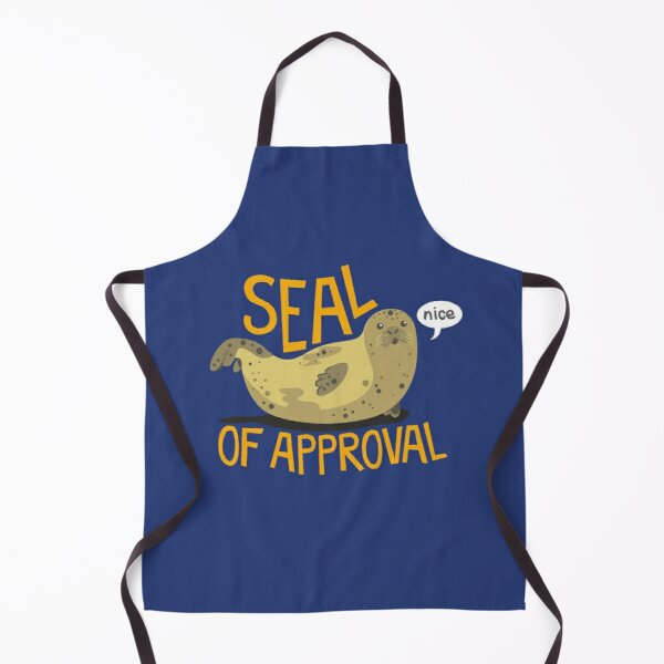 Seal of Approval Apron