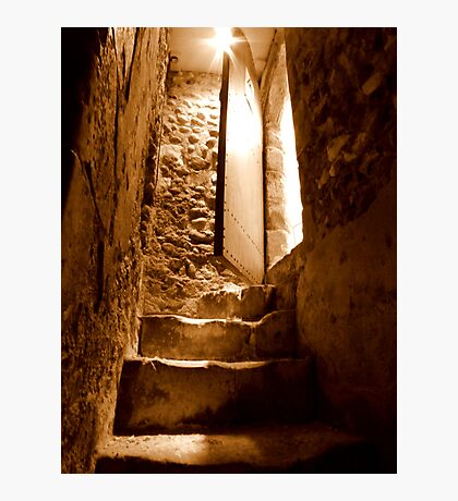 Exit from the Crypt Photographic Print