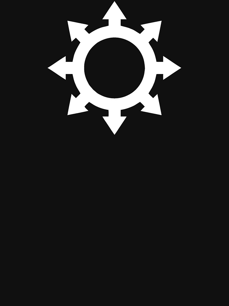 DarkCompass Logo - White by darkcompass