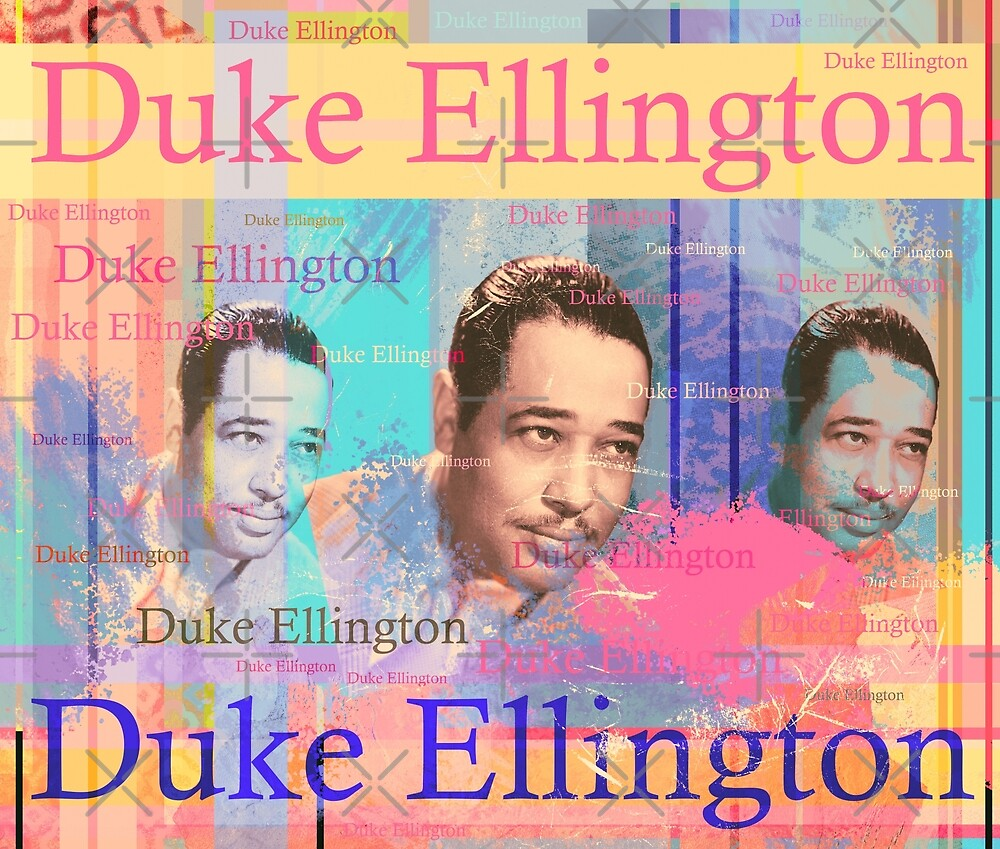 Duke Ellington von Mauswohn