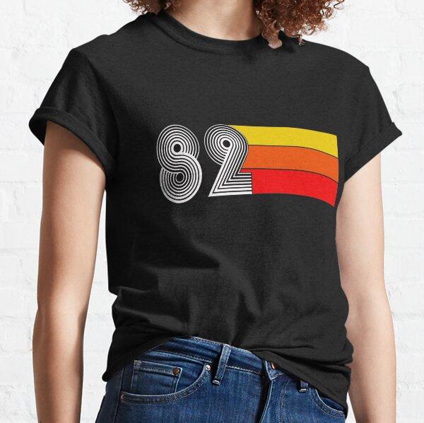 Decir que no soy viejo, soy vintage. Camiseta clásica