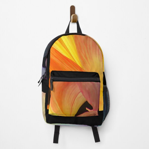 Rainbow lily Backpack