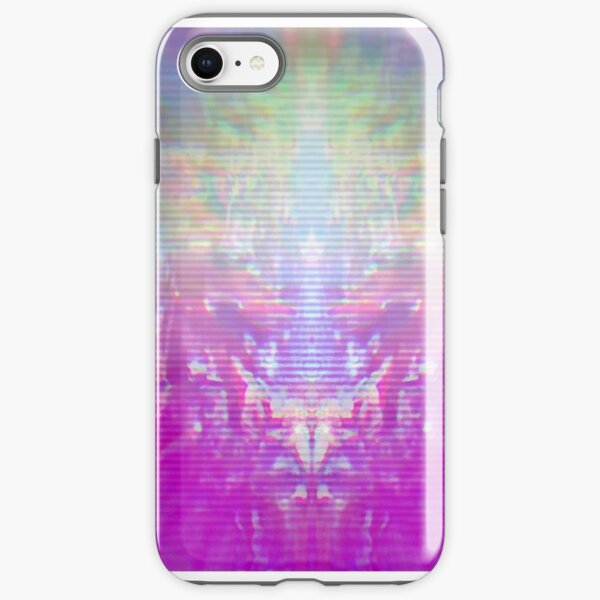 ghost iPhone Tough Case
