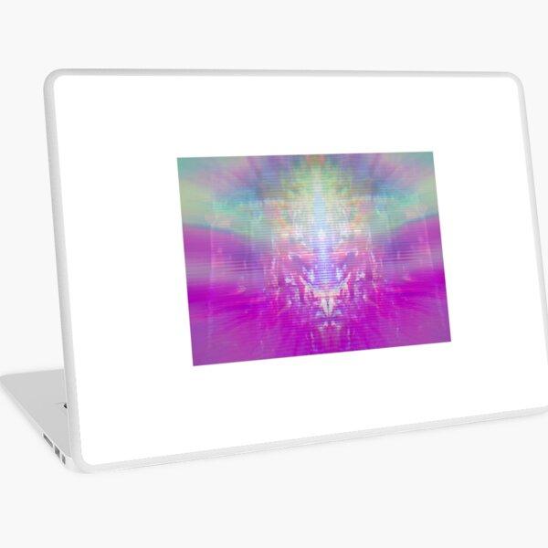 ghost Laptop Skin