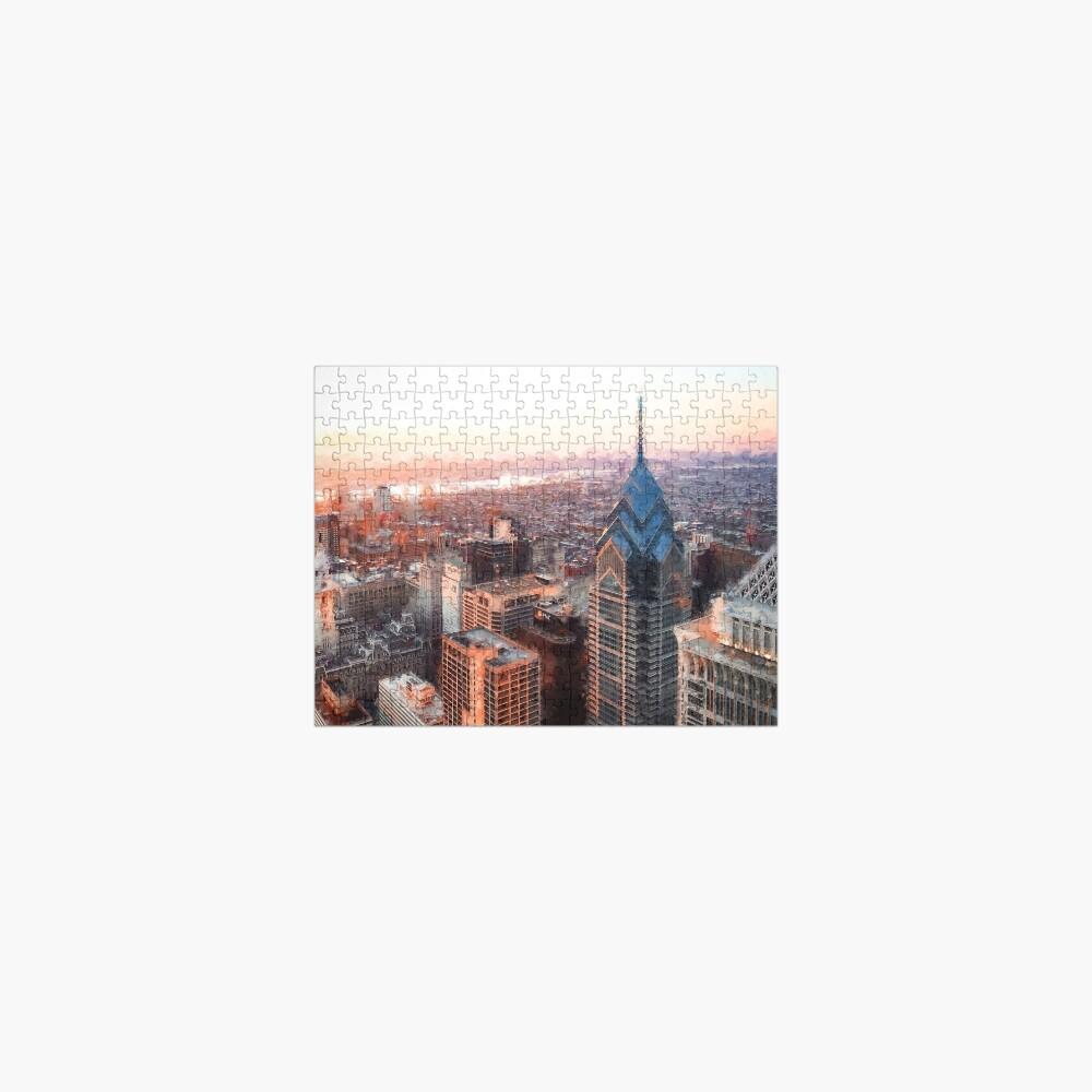 Philadelphia, Pennsylvania Jigsaw Puzzle