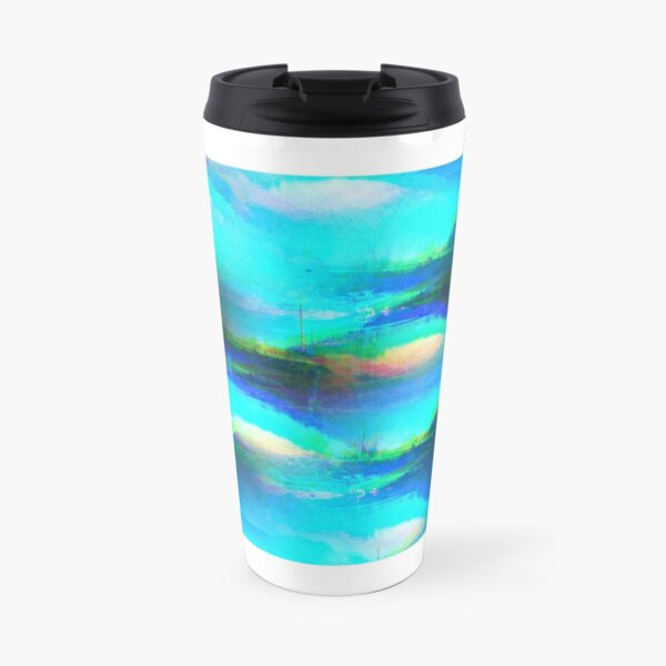 many roads to get where you're going Travel Mug