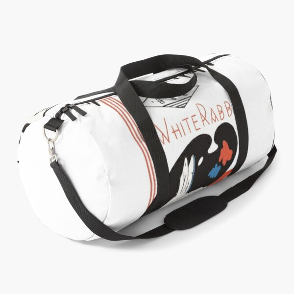 White Rabbit Candy Duffle Bag