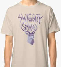 SWIGGITY SWAG I'M A STAG Classic T-Shirt