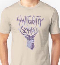 Camiseta unisex SWIGGITY SWAG ES UN STAG