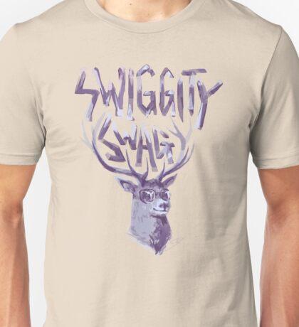 SWIGGITY SWAG I'M A STAG Unisex T-Shirt