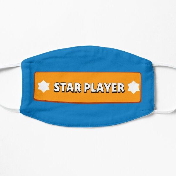 Joueur étoile de Brawl Star Masque sans plis