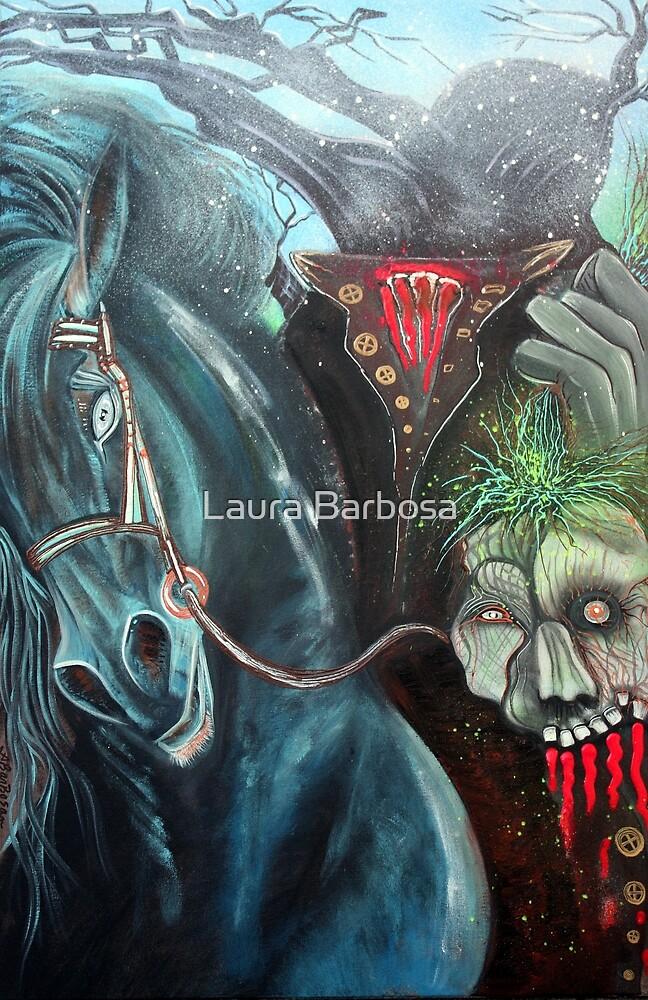 Headless Horseman by Laura Barbosa