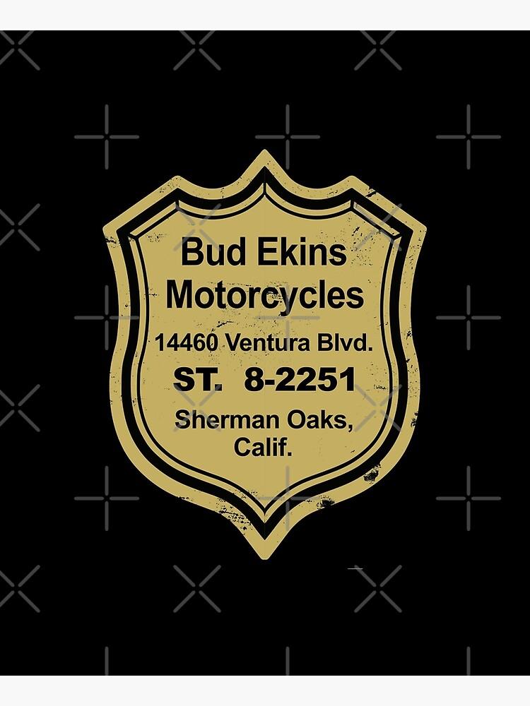 Bud Ekins Motorcycles by rogue-design