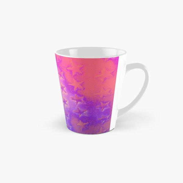 stars pink purple Tall Mug