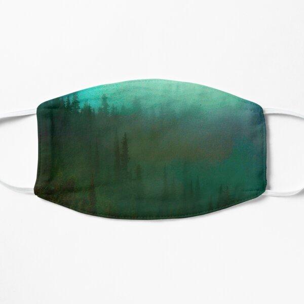 deep fog woods Mask