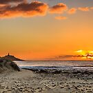 Winter Sunset by fotosic