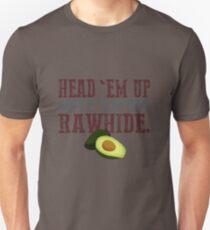 Rawhide. Unisex T-Shirt