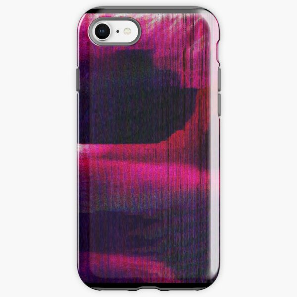 fold and flow iPhone Tough Case