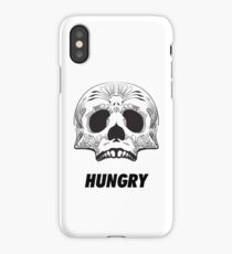 iPhone Case - Hungry Skull iPhone Case/Skin