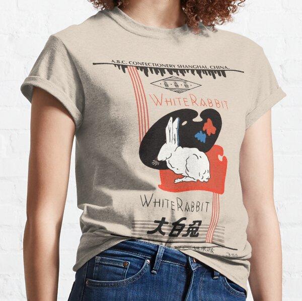 White Rabbit Candy Classic T-Shirt
