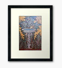 Ancient roman art Framed Print