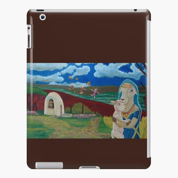 Mother Sheep : Motherhood. Gift of Unconditional Love. iPad Snap Case